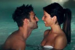 1 Notte - Comano Terme FUGA D'AMORE pensione completa massaggio rilassante Lui-Lei € 144
