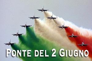 3 Notti – PONTE 2 GIUGNO LONG-WEEKEND € 428,50