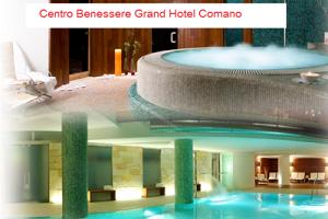 5 Notti – Hotel 4 stelle Spa e Terme interne € 445